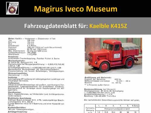 Kaelble K415Z