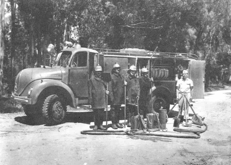 Pablo bomberos 1965